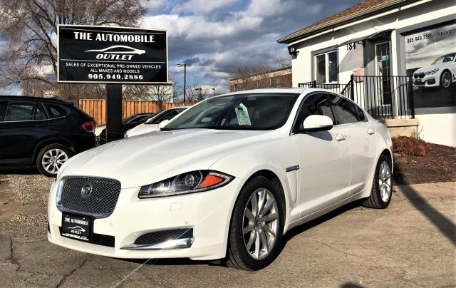 2012 Jaguar XF Luxury FULLY LOADED NAVI BACK-UP CAM NO ACCIDENT