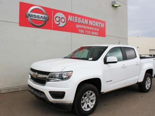 Used 2015 Chevrolet Colorado CREW CAB 4X4 LT 3.6L V6 WITH TOUCHSCREEN for sale in Edmonton, AB