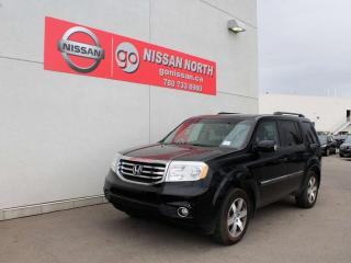 Used 2014 Honda Pilot TOURING 4WD NAVIGATION DVD 3RD ROW & MORE for sale in Edmonton, AB