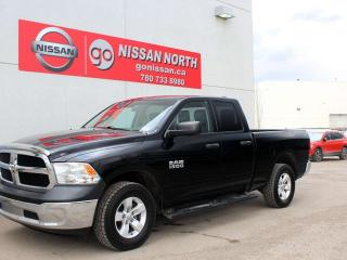 Used 2013 RAM 1500 3.6L V6 4X4 SPRAYED BOX LINER RUNNING BOARDS for sale in Edmonton, AB