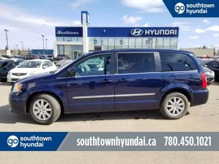 Used 2013 Chrysler Town & Country TOURING/TAIL GATE PUSH BUTTON/BLUETOOTH/BACK UP CAMERA for sale in Edmonton, AB