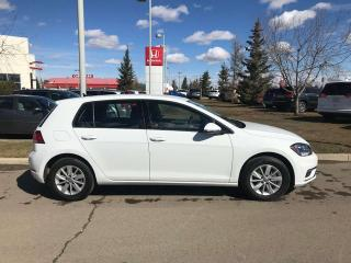 Used 2018 Volkswagen Golf Trendline Back Up Camera Heated Seats for sale in Red Deer, AB