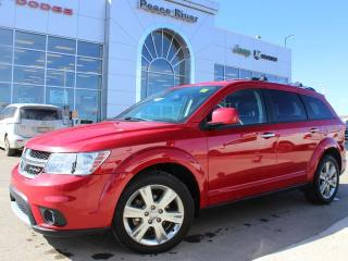 Used 2013 Dodge Journey RT for sale in Peace River, AB