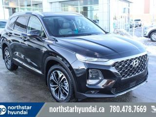 New 2019 Hyundai Santa Fe Ultimate for sale in Edmonton, AB