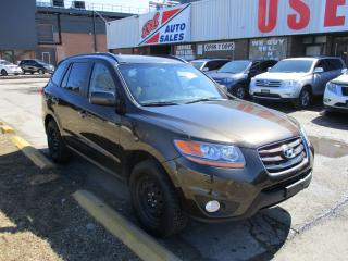 Used 2011 Hyundai Santa Fe GL~HEATED SEATS~SUNROOF~CERTIFIED for sale in Toronto, ON