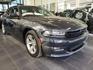 Used 2018 Dodge Charger SXT+, HEATED SEATS, SUNROOF, REAR VIEW CAMERA for sale in Edmonton, AB