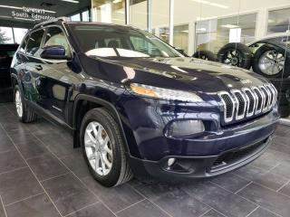 Used 2015 Jeep Cherokee NORTH, REAR VIEW CAMERA, REMOTE START for sale in Edmonton, AB
