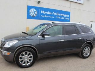 Used 2012 Buick Enclave CXL! - LEATHER - SUNROOF - HEATED SEATS for sale in Edmonton, AB