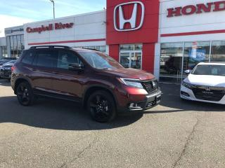New 2019 Honda Passport Touring AWD - All Weather Mats, Undercoat! for sale in Campbell River, BC