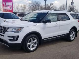 Used 2016 Ford Explorer XLT; 7PASS, BLUETOOTH, BACKUP CAM AND MORE for sale in Edmonton, AB