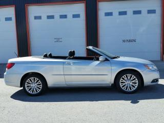 Used 2011 Chrysler 200 Touring Convertible for sale in Jarvis, ON
