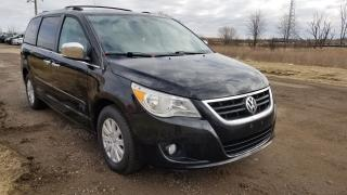Used 2010 Volkswagen Routan Execline for sale in London, ON