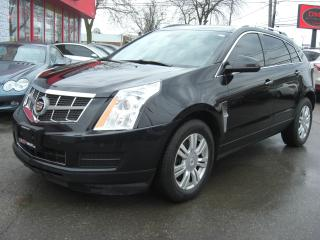 Used 2012 Cadillac SRX 4 AWD Luxury for sale in London, ON
