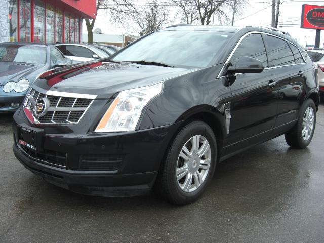 2012 Cadillac SRX 4 AWD Luxury