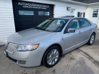 Used 2011 Lincoln MKZ for sale in Kingston, ON