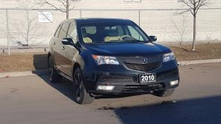 Used 2010 Acura MDX AWD, 7 Passenger , Leather Sunroof, 3 Years Warran for sale in Toronto, ON