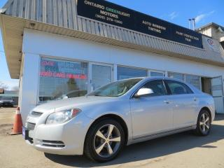 Used 2011 Chevrolet Malibu LT,ALLOYS,ALL POWERED for sale in Mississauga, ON