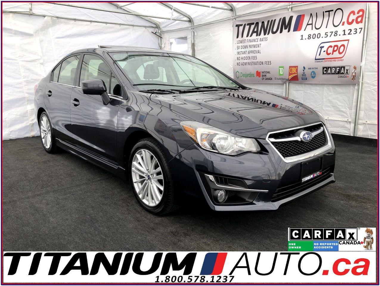 2015 Subaru Impreza | Titanium Auto ca