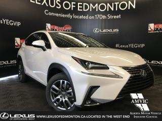 New 2019 Lexus NX 300 Premium Package for sale in Edmonton, AB