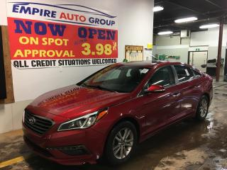 Used 2016 Hyundai Sonata *BACK UP CAMERA*HEATED Seats - Driver AND PASS*POWER MOONROOF* for sale in London, ON