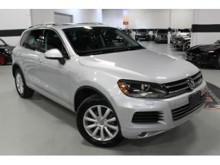 Used 2012 Volkswagen Touareg 3.6L for sale in Vaughan, ON