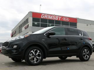 New 2020 Kia Sportage LX AWD| Backup Cam| Heat Seat| Bluetooth for sale in Grimsby, ON
