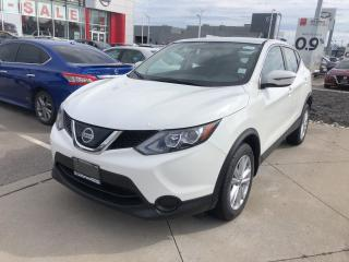 New 2019 Nissan Qashqai S for sale in St. Catharines, ON