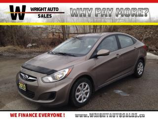 Used 2012 Hyundai Accent LOW MILEAGE|25,305 KMS for sale in Cambridge, ON
