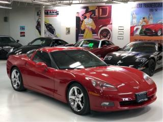 Used 2005 Chevrolet Corvette 3LT with Nav, F55 Selective Ride for sale in Paris, ON
