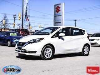 Used 2017 Nissan Versa Note SV ~Heated Seats ~Backup Camera ~Bluetooth for sale in Barrie, ON
