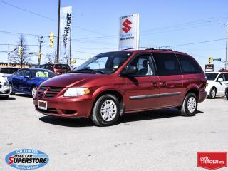 Used 2007 Dodge Grand Caravan ~Full Stow 'N Go ~ONLY 84,000 KM! for sale in Barrie, ON