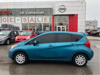 Used 2014 Nissan Versa SL CVT NAV for sale in St. Catharines, ON