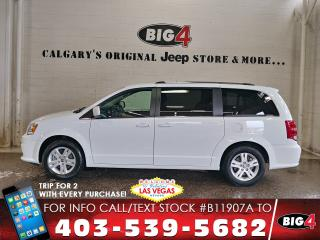 Used 2018 Dodge Grand Caravan Crew for sale in Calgary, AB