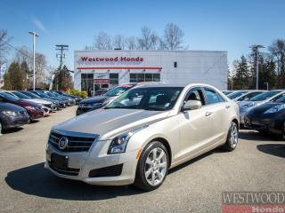 Used 2014 Cadillac ATS 3.6L Luxury for sale in Port Moody, BC