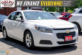 Used 2015 Chevrolet Malibu LS 1LS | BLUETOOTH for sale in Hamilton, ON