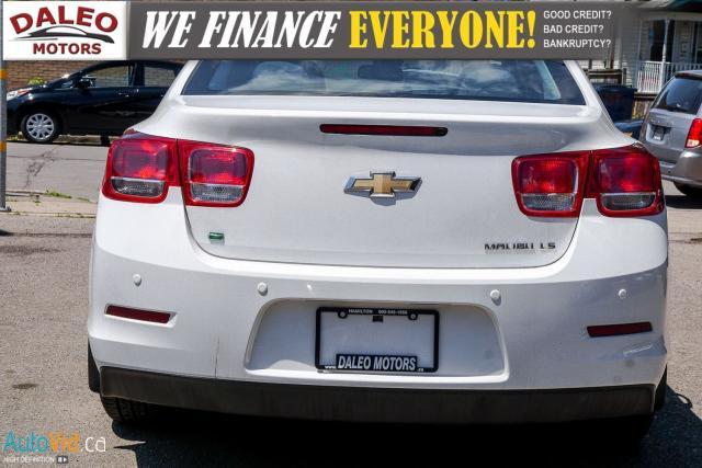 2015 Chevrolet Malibu LS 1LS / BLUETOOTH Photo7
