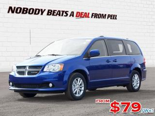 New 2019 Dodge Grand Caravan CVP/SXT for sale in Mississauga, ON