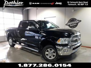 Used 2013 RAM 2500 Laramie Longhorn | DIESEL | LEATHER | SUNROOF | for sale in Falmouth, NS