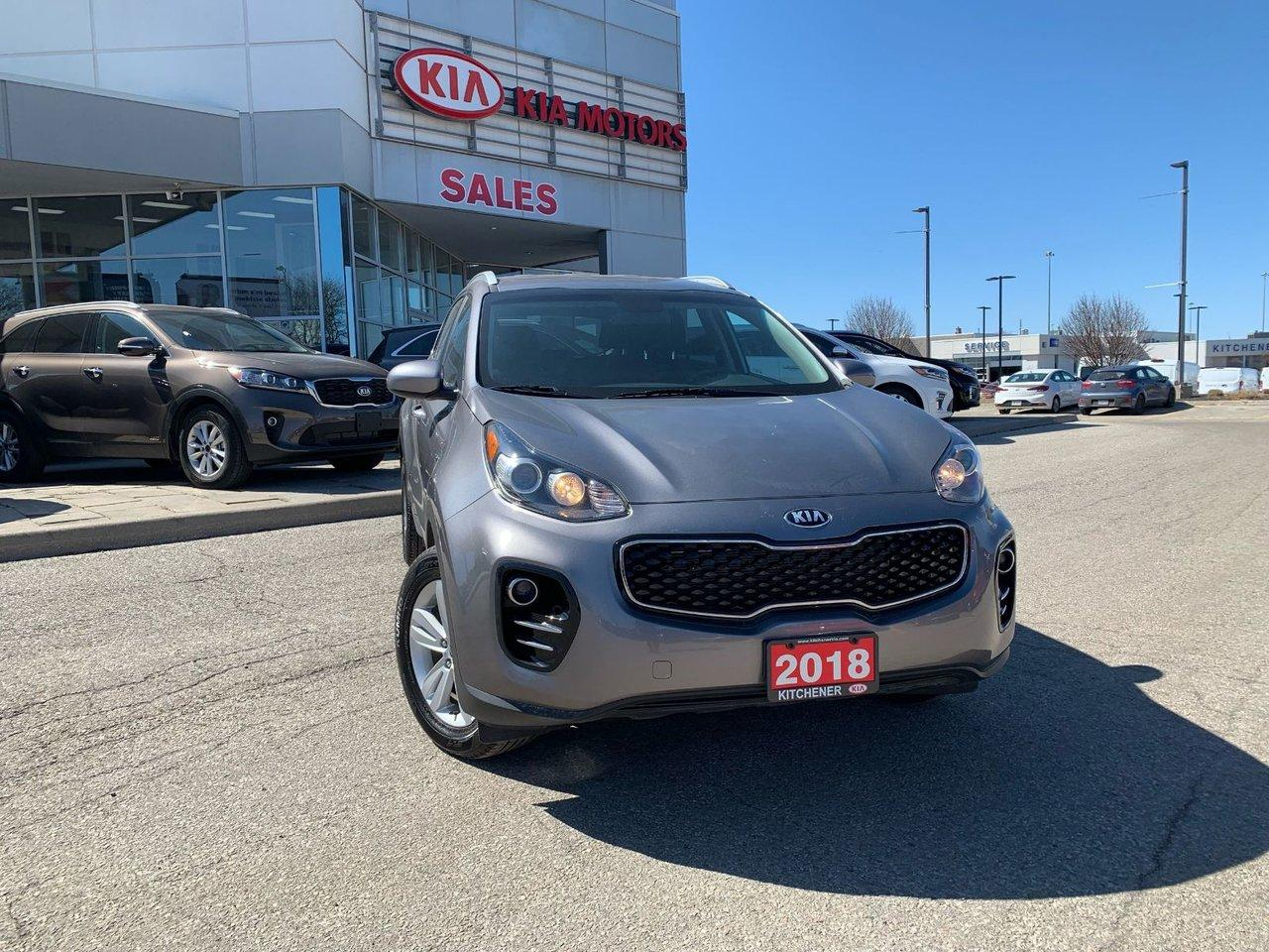 Used 2018 Kia Sportage LX AWD - ACCIDENT FREE!!! for Sale in