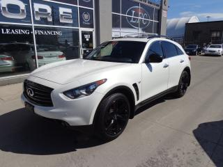 Used 2015 Infiniti QX70 S  Sport.NAVIGATION.ALL POWER OPTIONS for sale in Etobicoke, ON