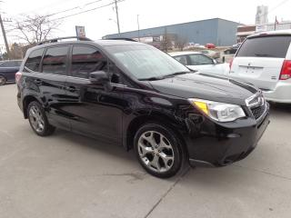 Used 2015 Subaru Forester 2.5i Limited Package w/Technology Pkg .AWD for sale in Etobicoke, ON