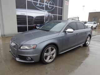 Used 2012 Audi S4 3.0 Premium S tronic Navigation for sale in Etobicoke, ON