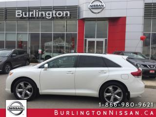 Used 2015 Toyota Venza V6, AWD, ACCIDENT FREE, 1 OWNER ! for sale in Burlington, ON