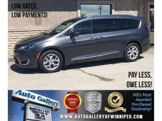 Used 2018 Chrysler Pacifica Touring-L Plus *Lthr/Bluetooth/Dual DVD for sale in Winnipeg, MB