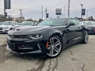 Used 2017 Chevrolet Camaro 1LT RS PKG|Rear CAM|LOW KM|2.0L Turbo| for sale in Mississauga, ON