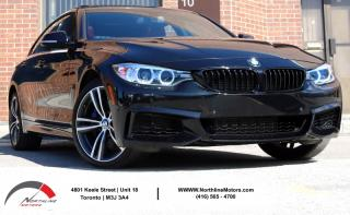 Used 2016 BMW 4 Series 435i|xDrive|M-Sport|Gran Coupe|Navigation|Sunroof for sale in Toronto, ON