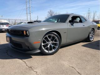 Used 2019 Dodge Challenger R/T | Shaker| 5.7L Hemi| Nav| Sunroof| Auto for sale in St Catharines, ON