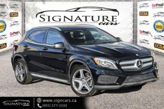 Used 2016 Mercedes-Benz GLA 4MATIC 4dr GLA250* for sale in Mississauga, ON