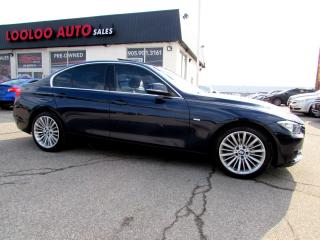 Used 2013 BMW 3 Series 328i xDrive Sedan Leather Sunroof Certified 2YR Warranty for sale in Milton, ON
