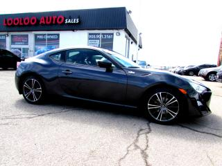 Used 2013 Scion FR-S FR-R Coupe 6 Speed Manual Bluetooth Certified for sale in Milton, ON